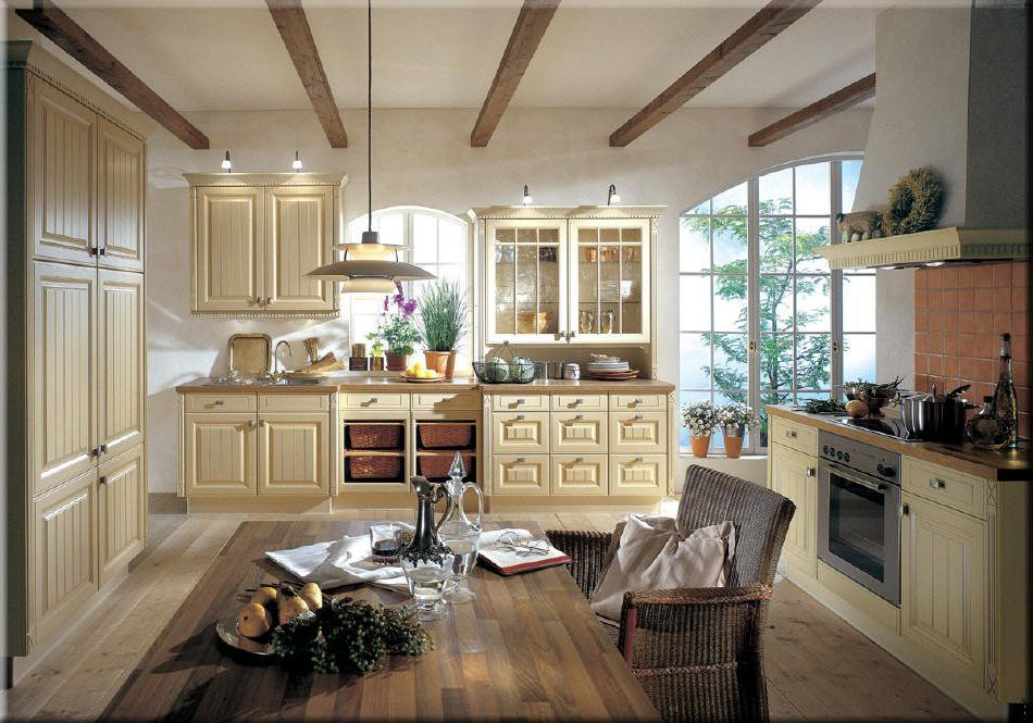 Provence Kitchen Design