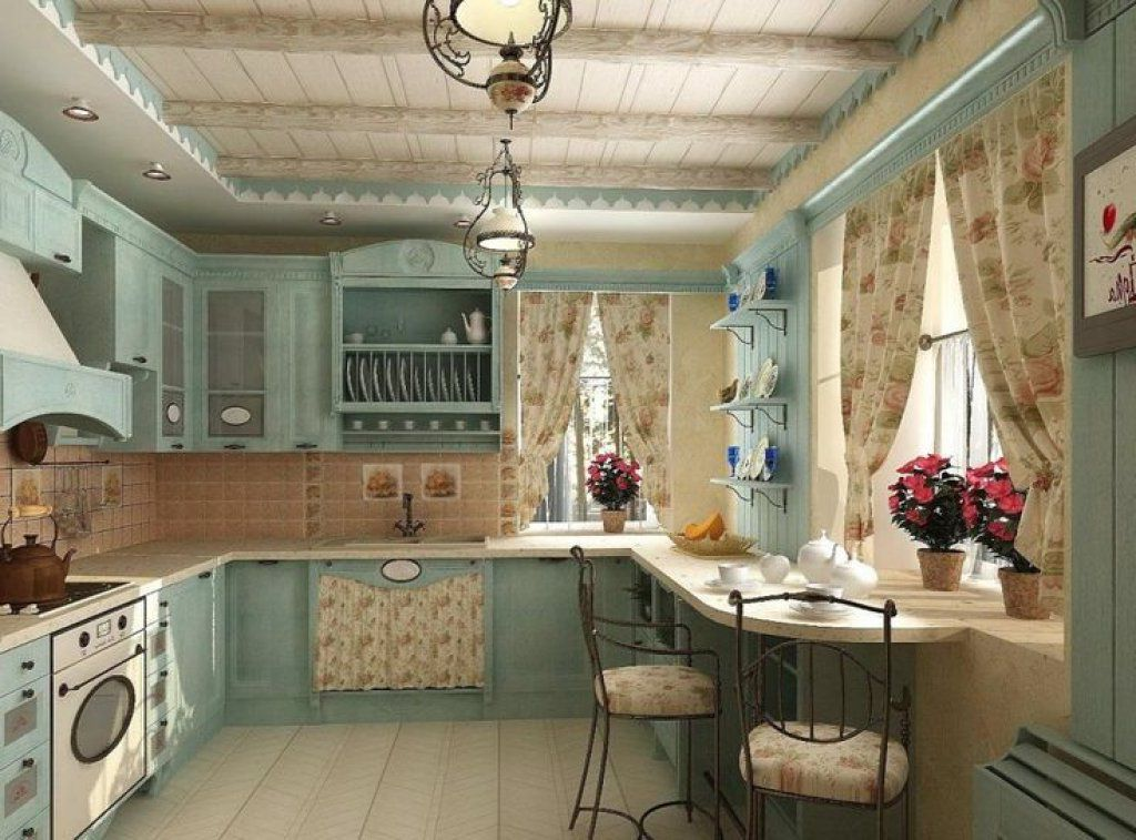 Provence Kitchen