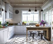 Provence Style Kitchens