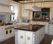 Provence Style Kitchens – Countertops – Made of natural or artificial stone
