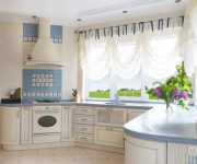 Provence Style Kitchens Light Blue 3 180x150 - Provence Style Kitchens – 100 ideas for interior