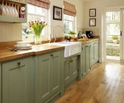 Provence Style Kitchens – Wooden countertops 2