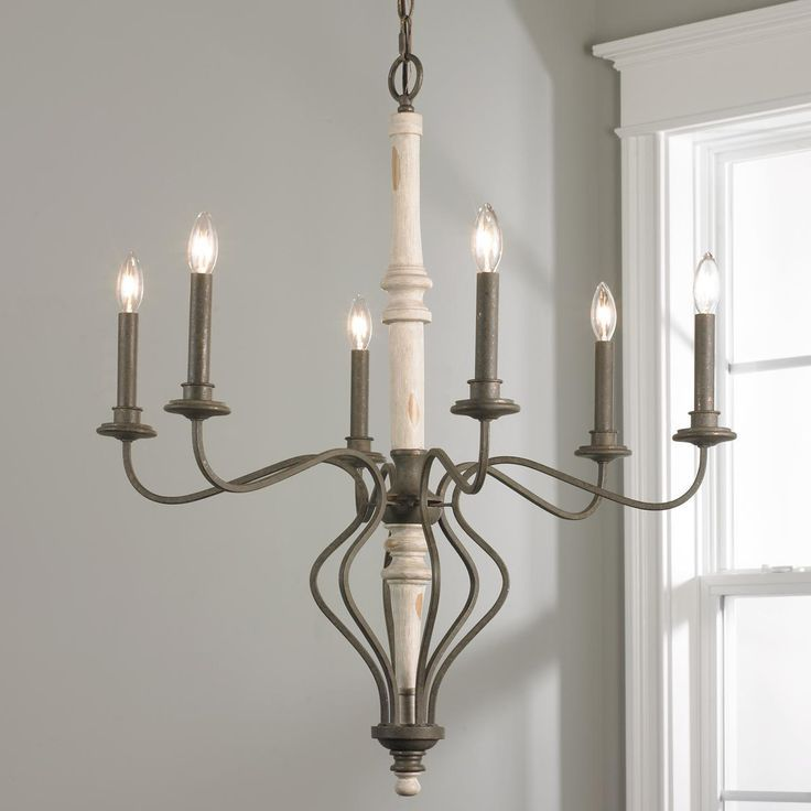 Provence style chandeliers 4