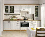 Provence white kitchen