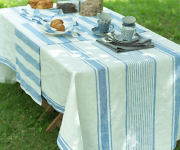 Textiles – Material – cotton or linen – Provence Style Kitchens