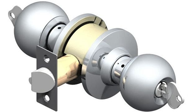 Double Cylinder Door Lock